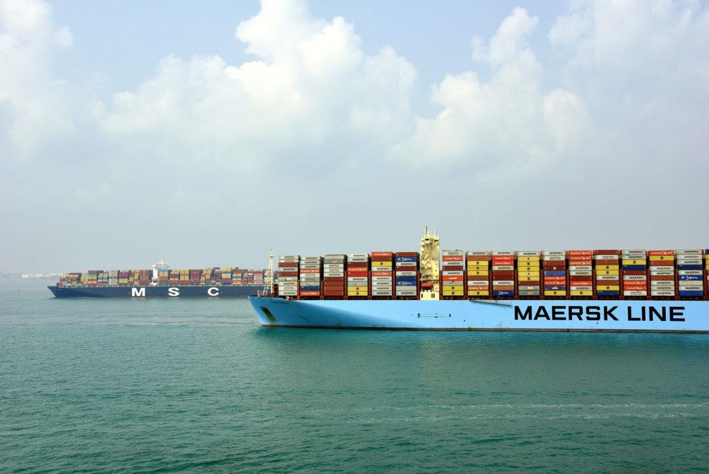 maersk gemi ve taşımacılık lojistik